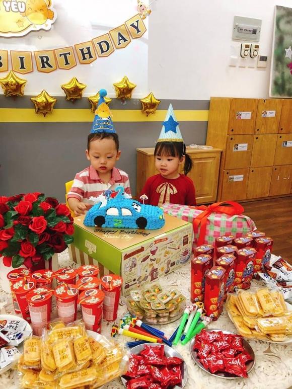 Ly Kute tổ chức sinh nhật 2 tuổi cho con trai Khoai Tây - Ảnh 5