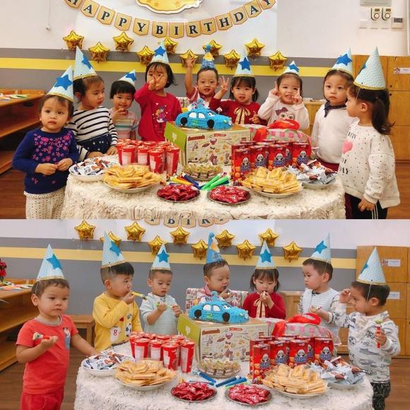 Ly Kute tổ chức sinh nhật 2 tuổi cho con trai Khoai Tây - Ảnh 7