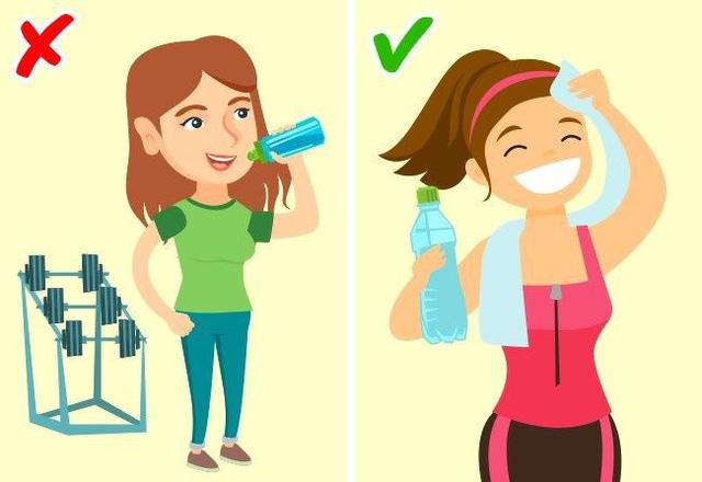 """Sai lầm khi uống nước khiến sức khỏe """"xuống dốc không phanh"""" - Ảnh 2"""
