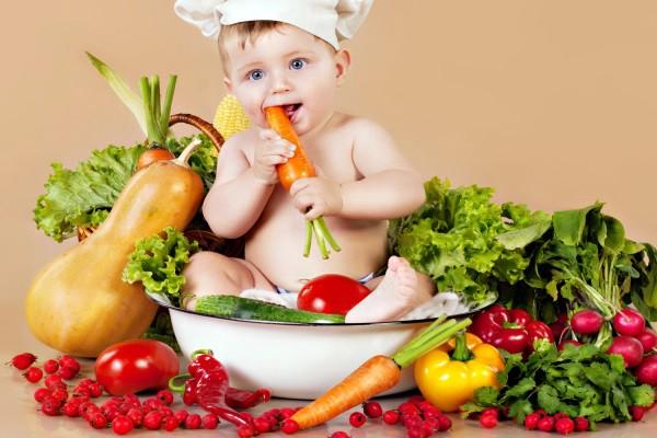 Bí quyết giúp trẻ phát triển khỏe mạnh sau cai sữa - Ảnh 1