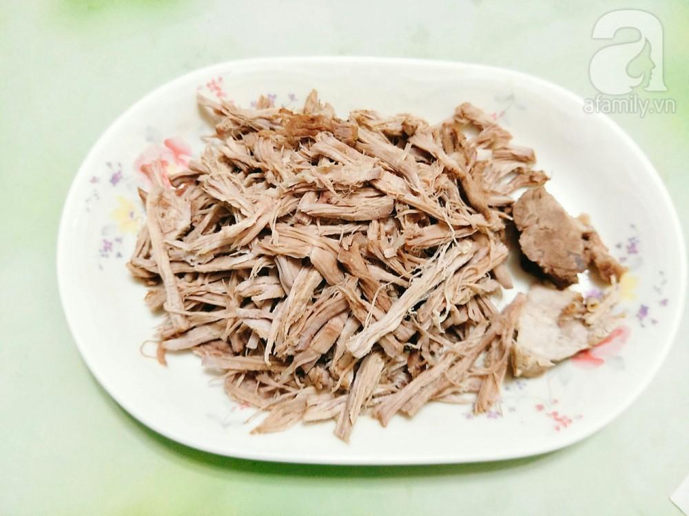 Chỉ là thịt heo xào thôi mà làm thế này ăn ngày lạnh bao nhiêu cơm cũng hết veo - Ảnh 4