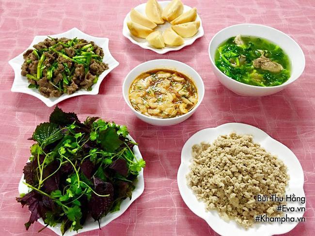 Thịt bò xào, thịt băm rim mặn đậm đà cho bữa chiều ngon miệng - Ảnh 1