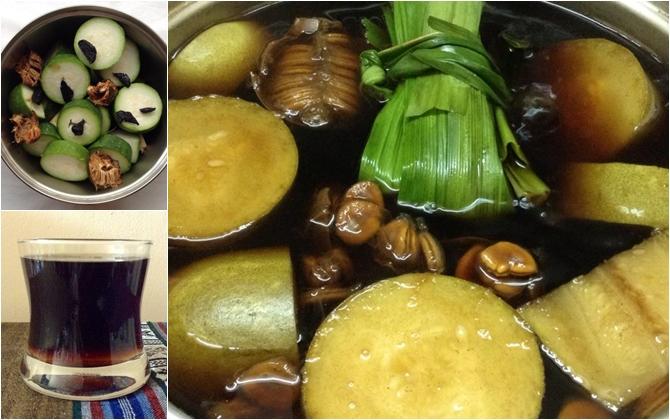 Cách nấu sâm bí đao đơn giản tại nhà uống giải nhiệt hiệu quả