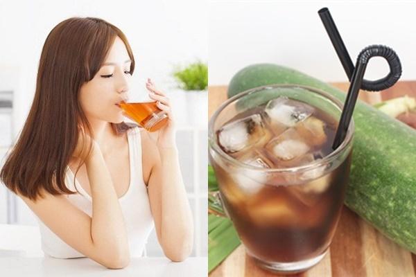 Uống sâm bí đao đem lại nhiều lợi ích cho sức khỏe và sắc đẹp