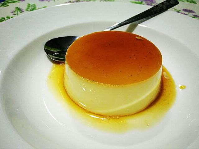 Món tráng miệng ngày Tết ngọt bùi với bánh flan