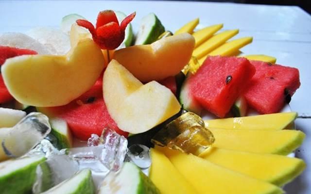 Ăn trái cây tráng miệng không chỉ tốt cho sức khỏe mà còn giảm cân