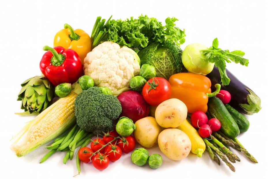 Thực phẩm như rau củ quả rất tốt cho quá trình giảm cân của bạn