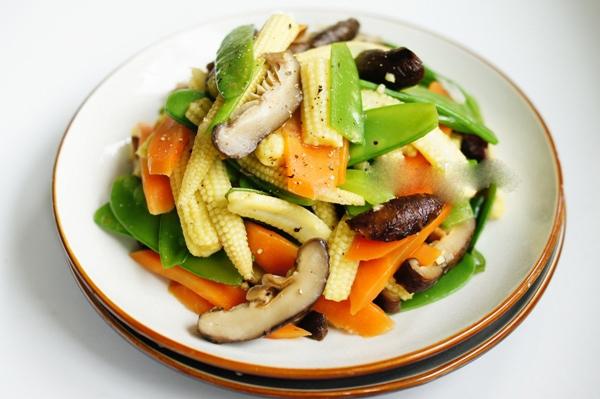 Giảm cân bằng các món ăn chay mỗi ngày cho hiệu quả cao