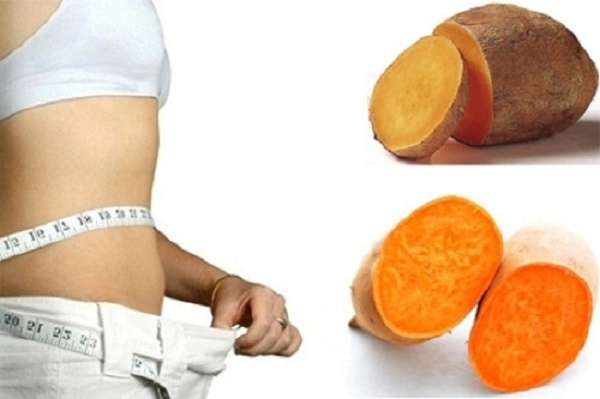 Kinh ngạc chỉ ăn khoai lang theo cách này có thể giảm tới 5kg/tuần - Ảnh 1