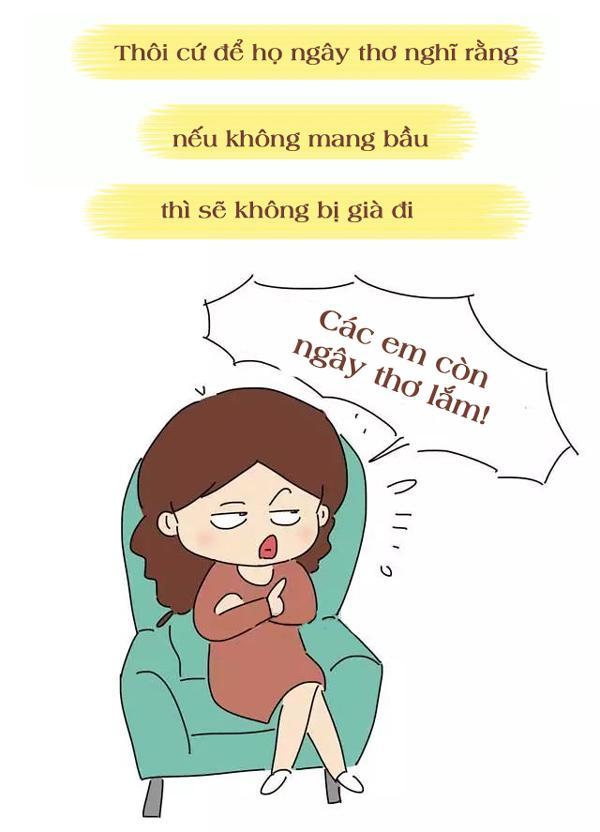 Nếu được chọn lại một lần nữa, khi nào bạn mới sinh con? - Ảnh 3