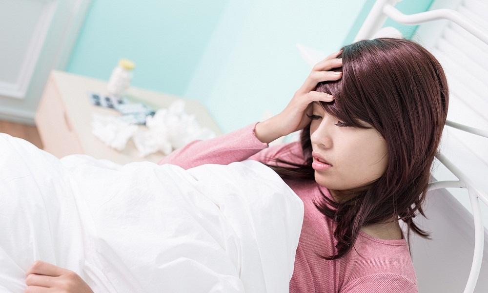 Nhiễm độc thai nghén thường hay bị mệt mỏi, nôn ói
