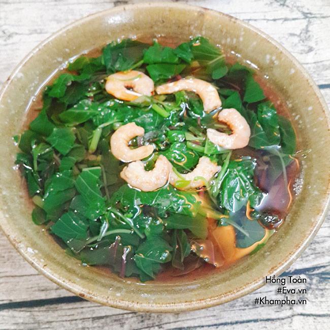 Canh rau dền tôm khô ngọt mát, cá kho đậm đà cả nhà đều thích - Ảnh 7