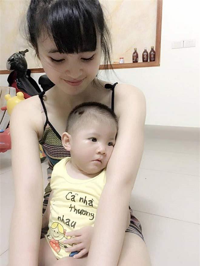 Cô gái nhận nuôi em bé suy dinh dưỡng: Lấy chồng vẫn đưa con theo - Ảnh 4