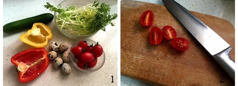 Giảm cân hiệu quả, làm đẹp làn da với món salad tổng hợp siêu ngon - Ảnh 1