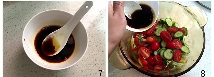 Giảm cân hiệu quả, làm đẹp làn da với món salad tổng hợp siêu ngon - Ảnh 2