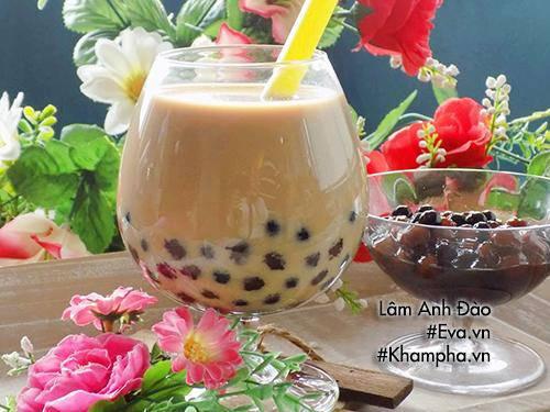 Cách làm trà sữa chè xanh thơm ngon mát lạnh, giải nhiệt ngày hè cả nhà 'mê tít' - Ảnh 3