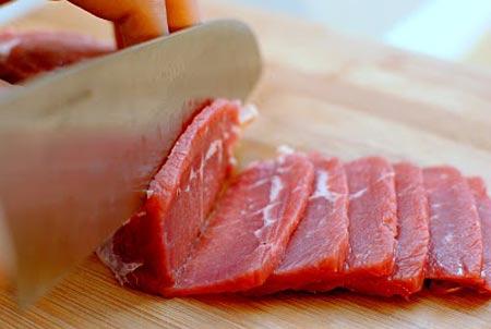 Mẹo chọn thịt bò tươi ngon cực chính xác - Ảnh 2
