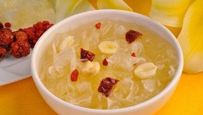 Món ăn - bài thuốc an thần từ hạt sen - Ảnh 1
