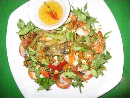 Món ăn, bài thuốc từ cây móp gai - Ảnh 2