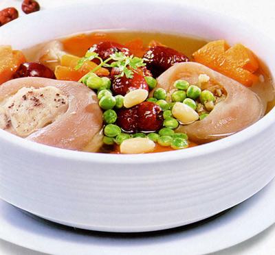 Món ăn - bài thuốc từ thịt lợn - Ảnh 2