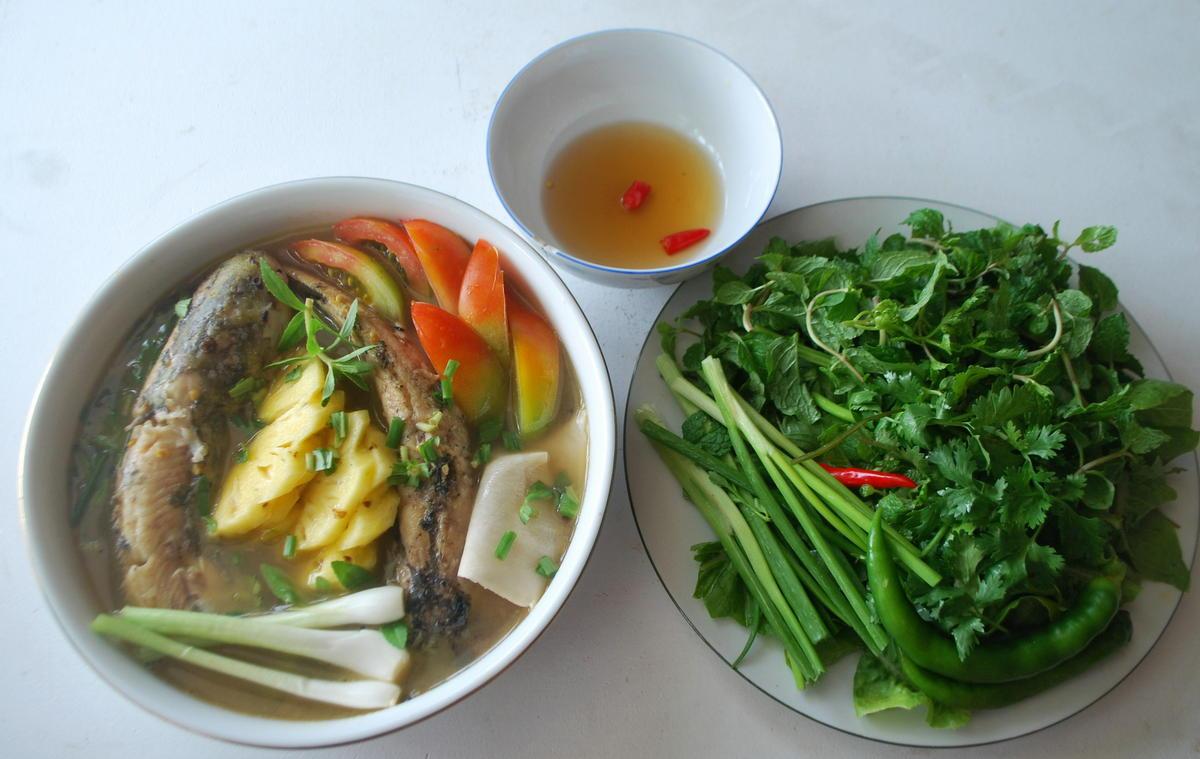 Món ăn thuốc từ cá tra - Ảnh 1