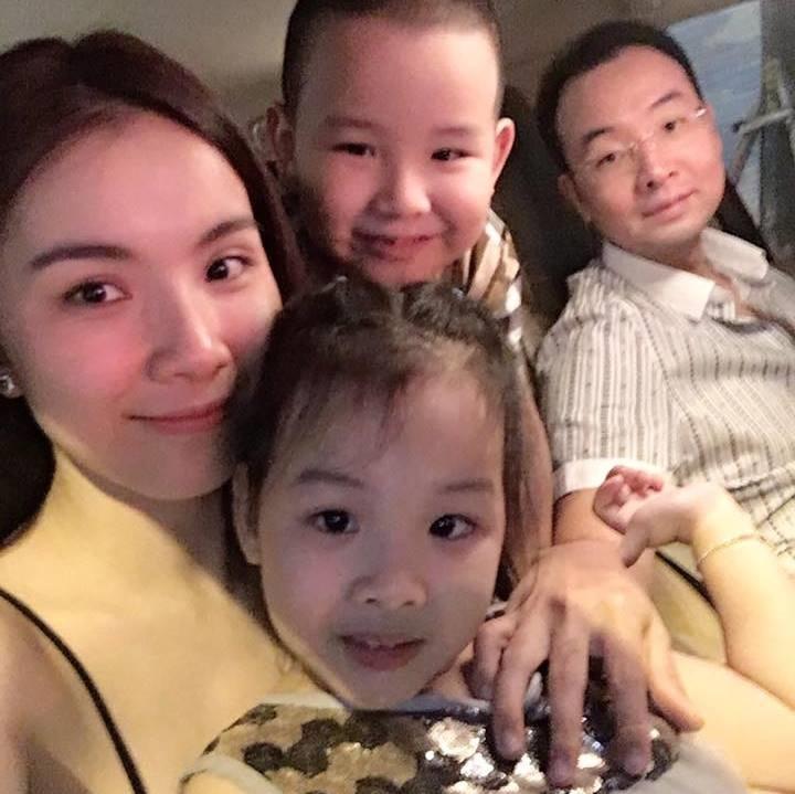 Hoa hậu Thùy Lâm sau 8 năm lấy chồng tiến sĩ, rời showbiz hiện đang có cuộc sống thế này đây - Ảnh 1
