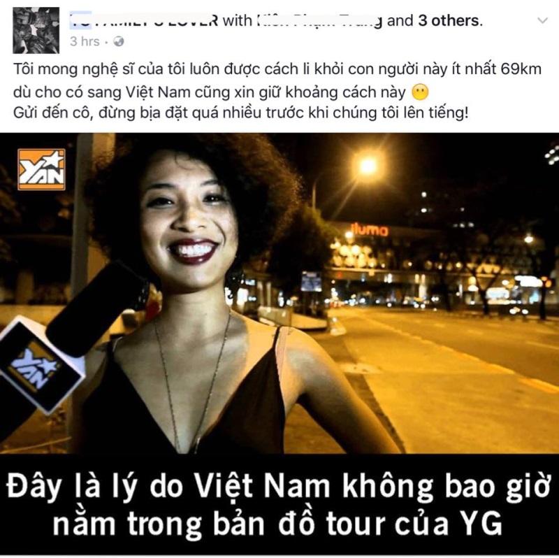 Không chỉ chê Ariana Grande đỏng đảnh mà còn móc mỉa 2NE1, MC Thùy Minh khiến fan tức giận  - Ảnh 4