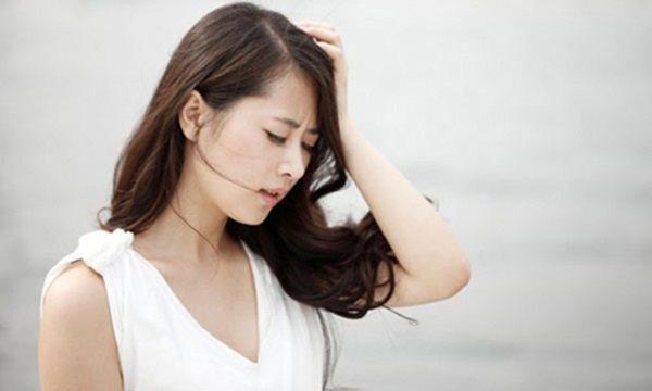 Những phụ nữ thường xuyên bị stress thường bị giảm ham muốn khi giao hợp.