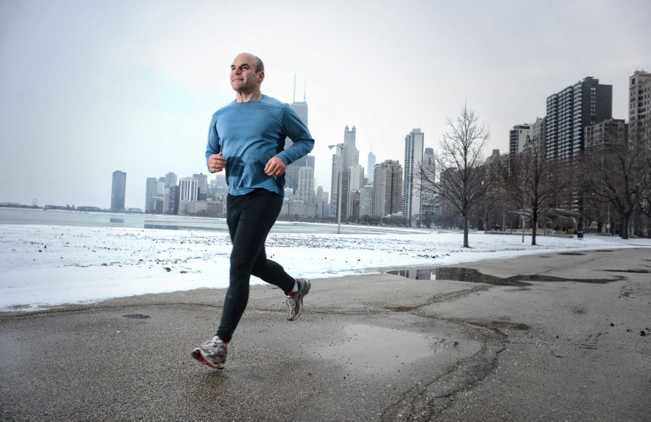 Chạy bộ có thể giảm 41% nguy cơ bị rối loạn cương dương