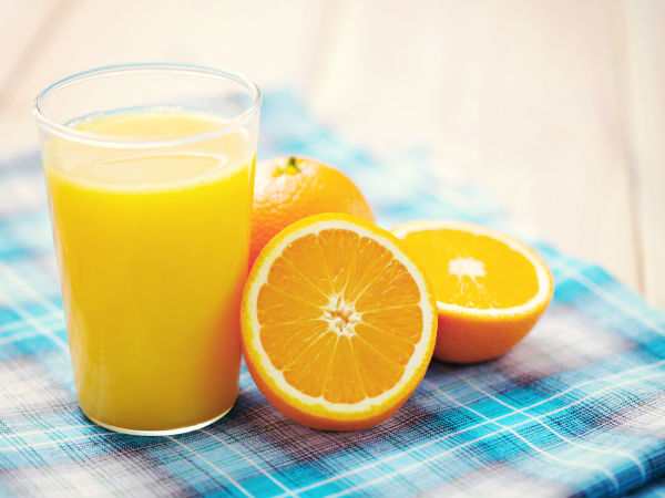 bổ sung một quả cam mỗi ngày trong thực đơn sẽ làm giảm nguy cơ suy giảm thị lực lên đến 60%. -Ảnh: Theo boldsky