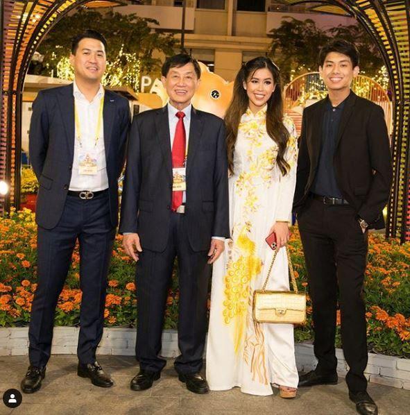 Cuộc sống sang chảnh của Tiên Nguyễn em chồng Tăng Thanh Hà: Từ Anh về nước bằng máy bay riêng - Ảnh 3