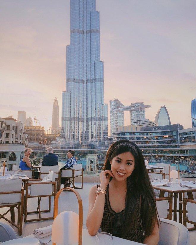 Cuộc sống sang chảnh của Tiên Nguyễn em chồng Tăng Thanh Hà: Từ Anh về nước bằng máy bay riêng - Ảnh 4