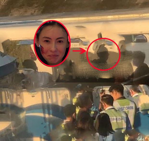 Trương Bá Chi cãi vã với tiếp viên, cả nhà bị 'đuổi' xuống máy bay - Ảnh 3