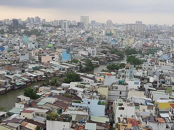 5 năm tới, Tp.HCM cần hơn 2.000ha đất để phát triển nhà ở - Ảnh 1