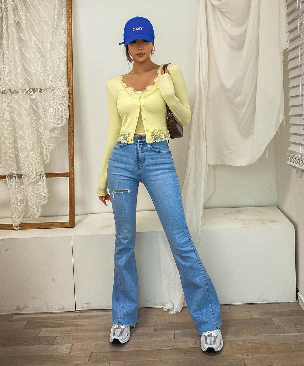 Cách chọn 6 kiểu quần jeans hợp với từng dáng người - Ảnh 3