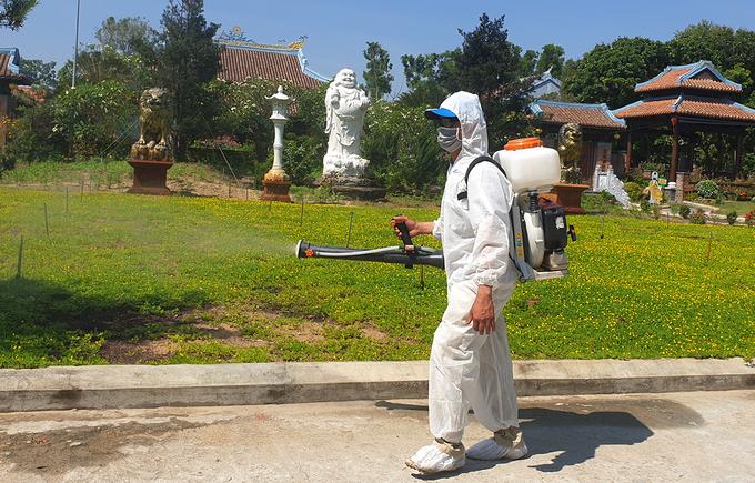 Ca nghi nhiễm Covid-19 ở Quảng Nam từng đi làm căn cước - Ảnh 1