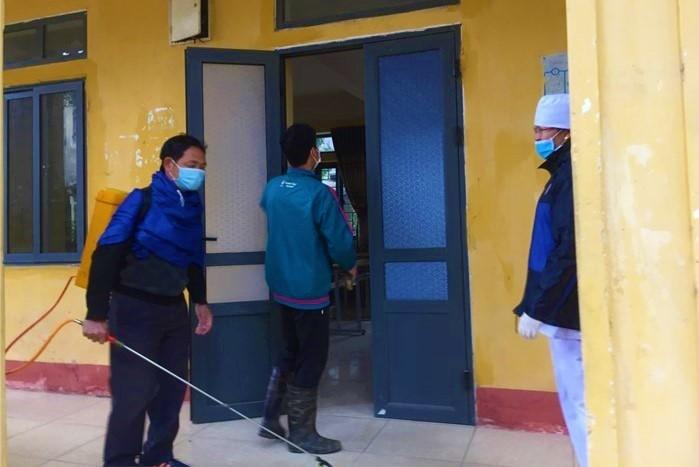 Vĩnh Phúc cách ly thêm 26 học sinh Trường THPT Võ Thị Sáu để theo dõi - Ảnh 1