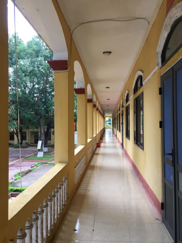 Vĩnh Phúc cách ly thêm 26 học sinh Trường THPT Võ Thị Sáu để theo dõi - Ảnh 3