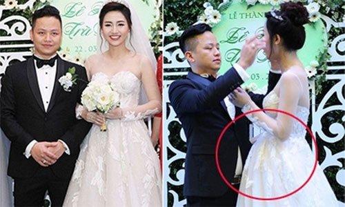 Chị em ruột cùng là Á hậu, cùng lấy chồng đại gia và mang bầu trước cưới ở tuổi 24 - Ảnh 3