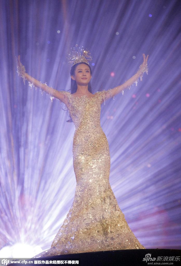 Số đỏ như Triệu Lệ Dĩnh, được phong 'nữ hoàng màn ảnh' khi các bộ phim cũ khởi chiếu lại trên truyền hình - Ảnh 2