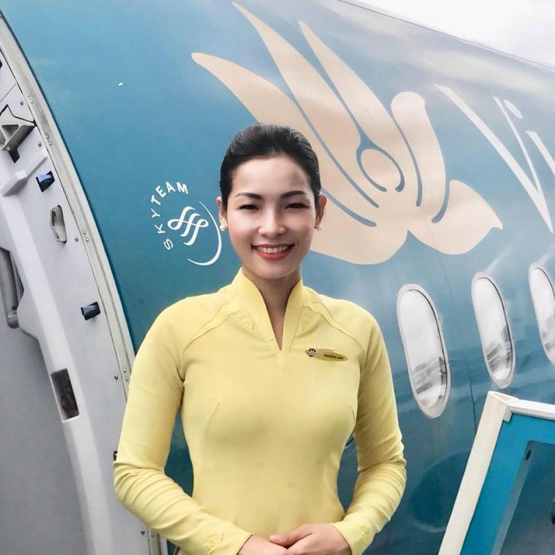 Nữ tiếp viên bế cháu bé 2 tháng tuổi trên máy bay từ Frankfurt về Hà Nội - Ảnh 4