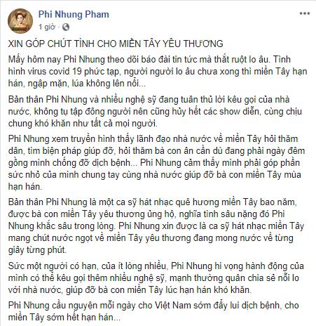 Xót xa trước cảnh hạn mặn miền Tây khiến nhà nông điêu đứng, sao Việt đau lòng bật khóc và chung tay cứu trợ - Ảnh 6