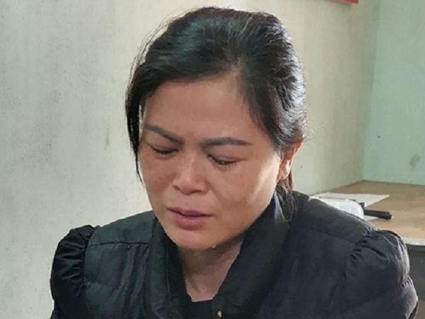 Lời khai của nghi phạm dìm chồng chết ngạt trong chậu nước - Ảnh 1