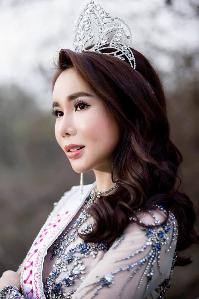 Chân dung 'kiều nữ' đánh tráo đồng hồ Rolex của người tình: Từng đăng quang Hoa hậu Thế giới người Việt - Ảnh 1