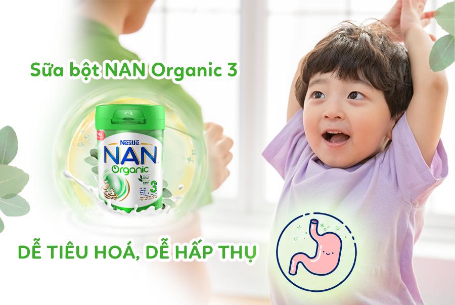 Sữa chuẩn Organic - lựa chọn sạch nhưng có phù hợp với hệ tiêu hóa của trẻ? - Ảnh 1