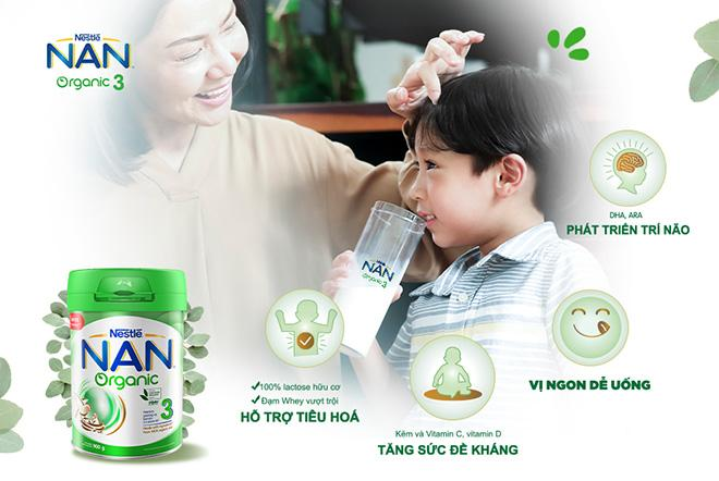 Sữa chuẩn Organic - lựa chọn sạch nhưng có phù hợp với hệ tiêu hóa của trẻ? - Ảnh 2