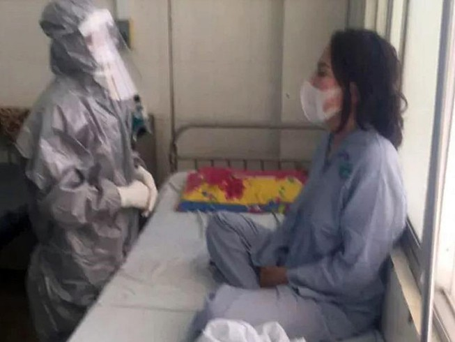 Nín thở đợi kết quả xét nghiệm COVID-19 bảy người Bình Thuận - Ảnh 1