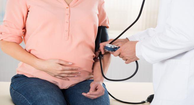 Dấu hiệu tăng huyết áp do mang thai - Ảnh 1