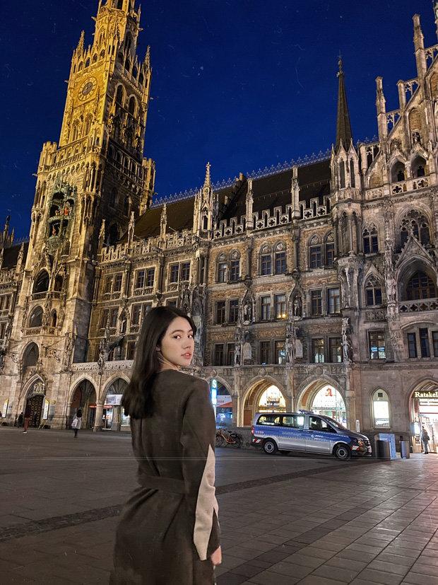 'Chất chơi' như rich kid Jolie Nguyễn: Du lịch một lượt năm nước châu Âu, lên hình lung linh tựa ảnh bìa tạp chí - Ảnh 4