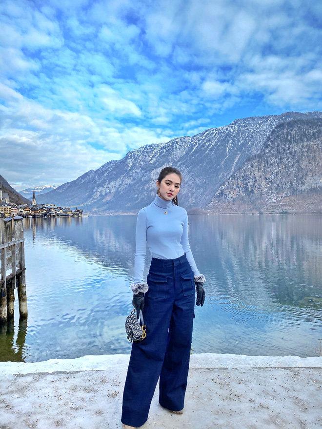 'Chất chơi' như rich kid Jolie Nguyễn: Du lịch một lượt năm nước châu Âu, lên hình lung linh tựa ảnh bìa tạp chí - Ảnh 5